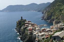 Visit to Cinque Terre