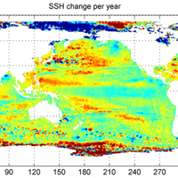 Sea Level Analysis using ENVISAT
