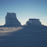 Antarctic ice-mass balance