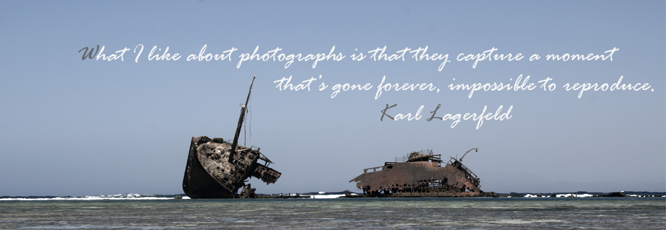 What I like about photographs …